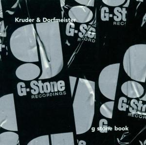 kruder & dorfmeister - g-stone buch & cd