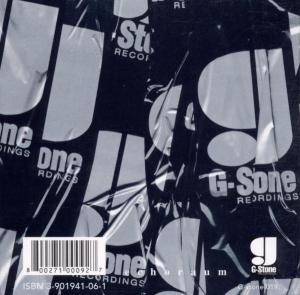 kruder & dorfmeister - g-stone buch & cd (Back)