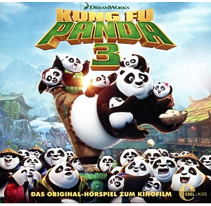 kung fu panda - (3)das original h?rspiel z.kinofilm