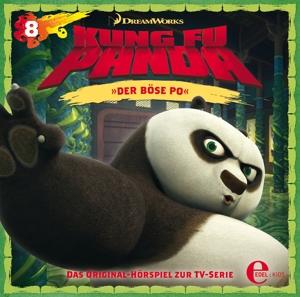 kung fu panda - (8)das original h?rspiel z.tv-serie-der