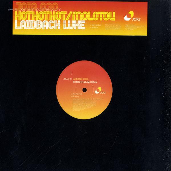 laidback luke - hot hot hotter/molotov REPRESSED!