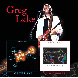 lake,greg - greg lake/manoeuvres (remastered+expande