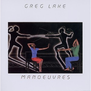 lake,greg - manoeuvres (special edition)