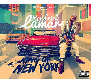 lamar,kendrick/dj september 7th - mixtape-king of new york