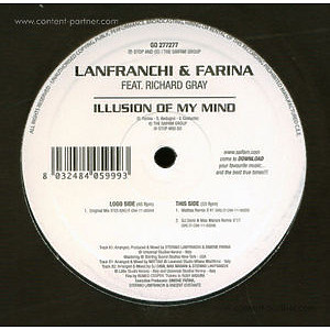lanfranchi & farina ft. richard gray - illusion of my mind