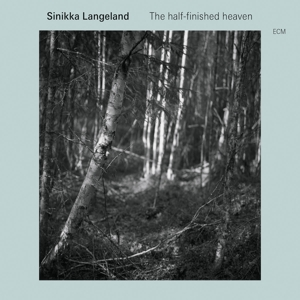 langeland,sinikka - the half-finished heaven