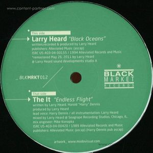 larry heard - black oceans / endless flight (Repress)