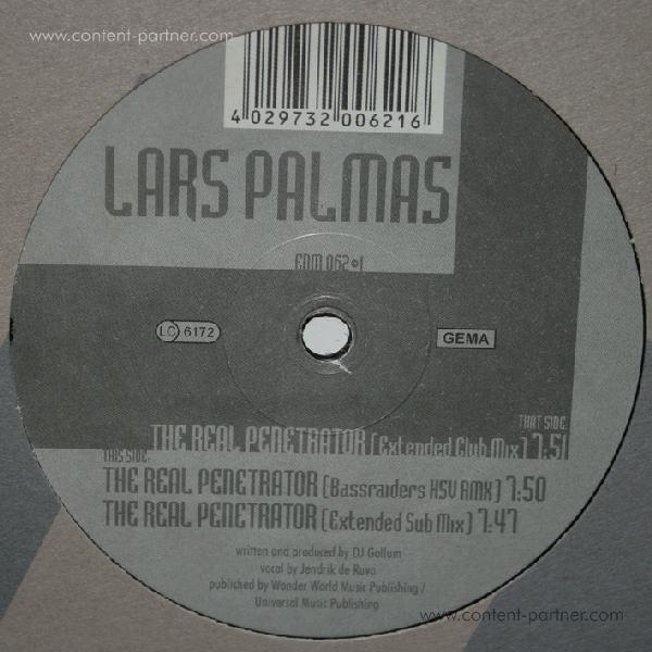 lars palmas - penetrator (Back)