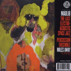 last electro-acoustic space jazz,the - miles away (Back)