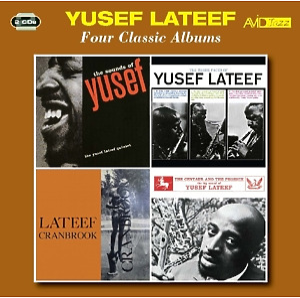 lateef,yusef - 4 classic albums
