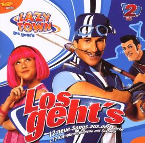 lazytown - los geht's-vol.2