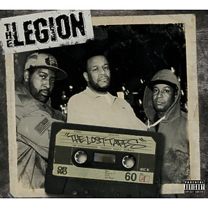 legion,the - the lost tapes