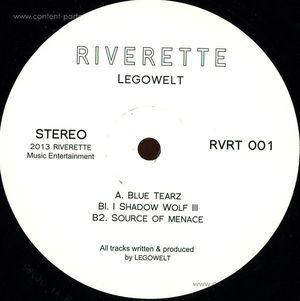 legowelt - blue tearz