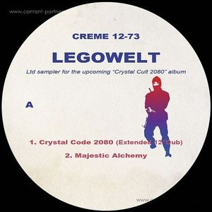 legowelt - crystal cult 2080 album sampler