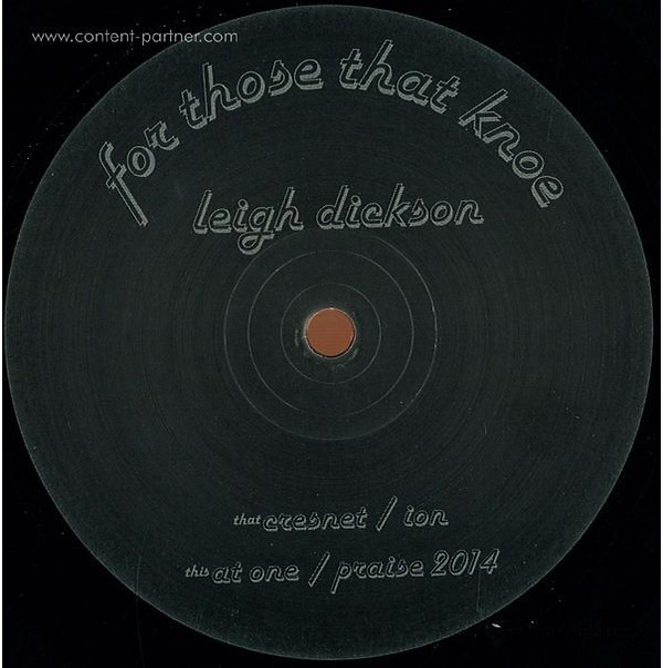 leigh dickson - knoe3/2 (Back)