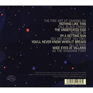 leisure society,the - the fine art of hanging on (standard ver (Back)