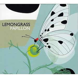 lemongrass - papillon