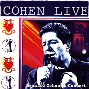 leonard cohen - cohen live-leonard cohen live in concert