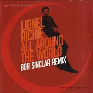 lionel richie - all around the world (bob sinclar rmx)