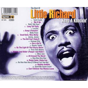 little richard - keep a knockin'-the best of (Back)