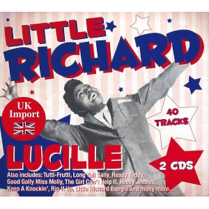 little richard - lucille-40 tracks