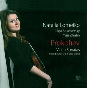lomeiko,natalia/sitkovetsky,olga/zhislin - violinsonaten/melodien f�r violine und k