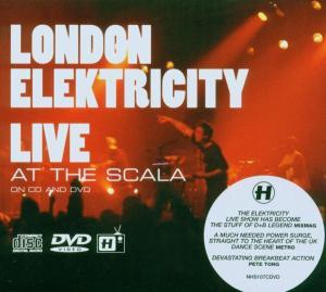 london elektricity - live at the scala