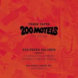 los angeles philharmonic,l.a.master chor - frank zappa: 200 motels-the suites