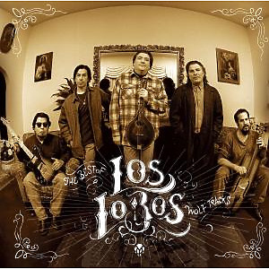 los lobos - wolf tracks-best of