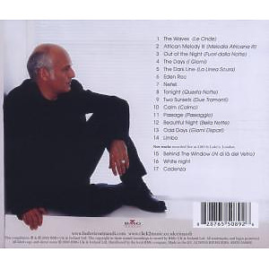 ludovico einaudi - the collection (Back)