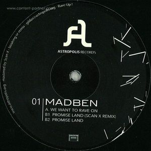 madben - we want to rave on / promise land