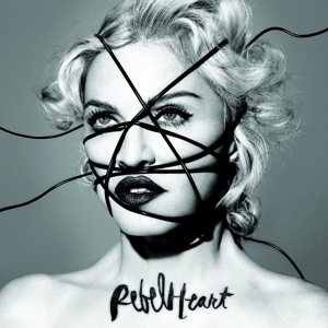 madonna - rebel heart  (deluxe edt.)