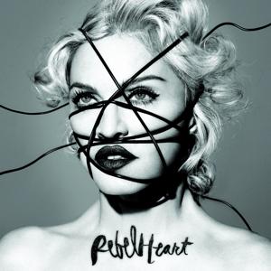 madonna - rebel heart  (deluxe edt.)
