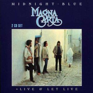 magna carta - midnight blue/live & let live