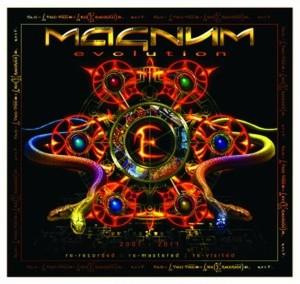 magnum - evolution jewel case