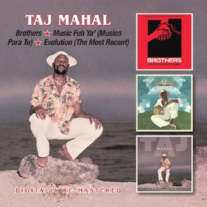mahal,taj - brothers/music fuh ya'/evolution