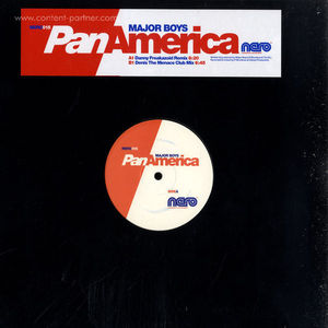 major boys - pan america 2007 remix