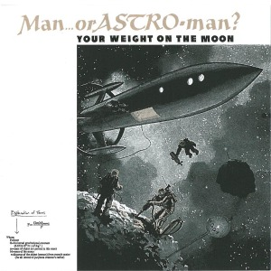 man or astroman? - your weight on the moon