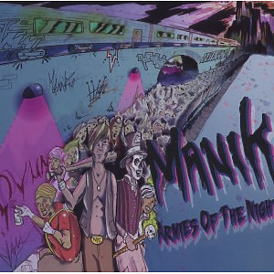 manik - armies of the night