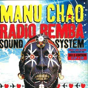 manu chao - radio bemba sound system (+bonus cd)