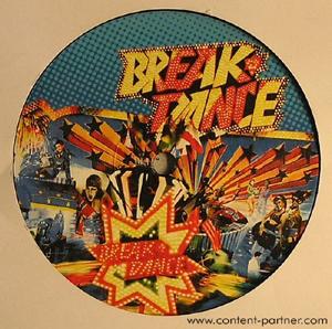 maral salmassi - breakdance