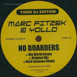 marc fitzek & yollo - no boarders