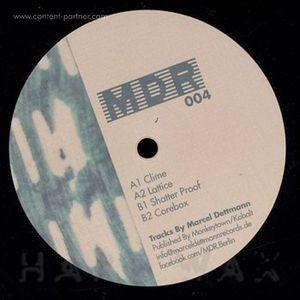 marcel dettmann - clime (freshly repressed)