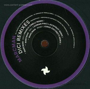 marcman - dici remixes