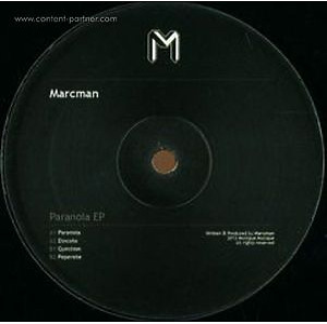 marcman - paranoia ep