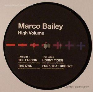 marco bailey - high volume vinyl sampler