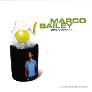 marco bailey - lime cocktail