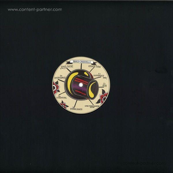 marco cassanelli - essential album (Back)