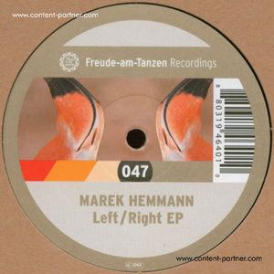 marek hemmann - left / right ep