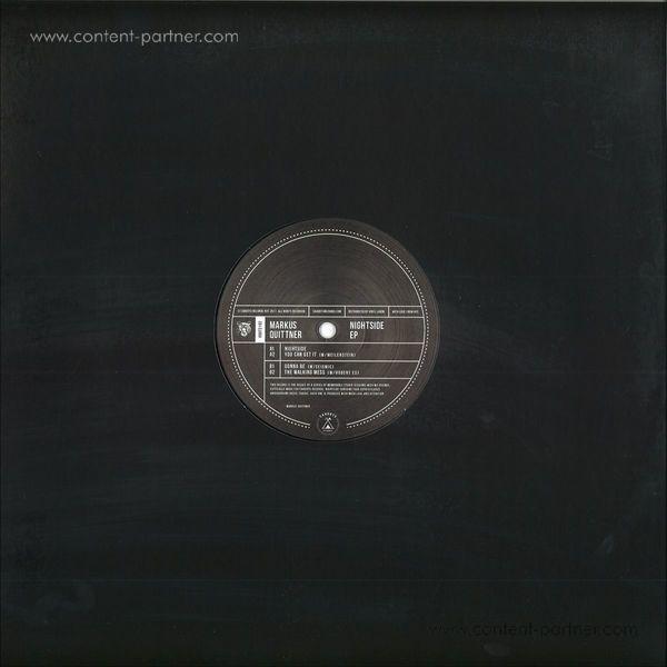 markus quittner - nightside ep (Back)